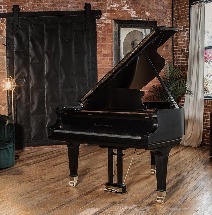 Model A • Mason & Hamlin Piano Company