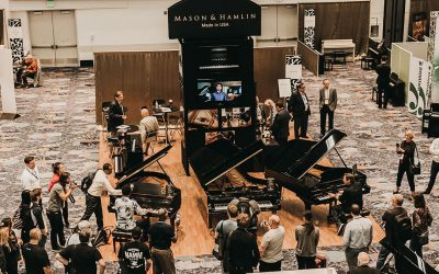 NAMM Show 2019: A Wonderful 30 Years